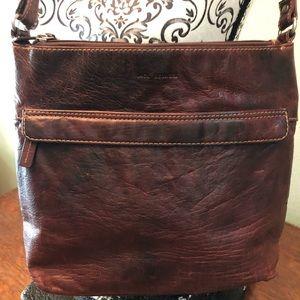 Jack Georges USA Leather Crossbody
